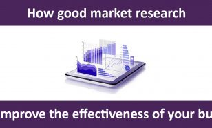 How good market research improve budget effectiveness
