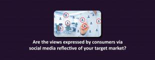 market research views on social media